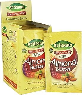 ARTISANA Almond Butter Squeeze Sleeve, 1.06 OZ