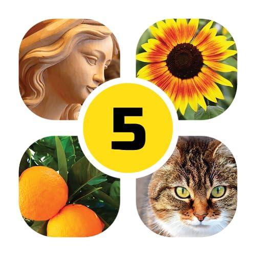 4 Bilder Rätsel: Allegorie