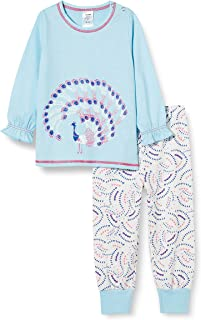 CALIDA Toddlers Elephant Ensemble de Pijama Mixte bébé