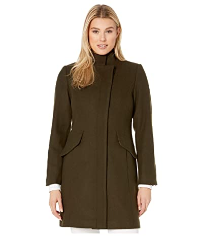 Vince Camuto Wool Coat V29760 (Loden) Women