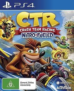 Crash Team Racing Nitro Fueled - PlayStation 4