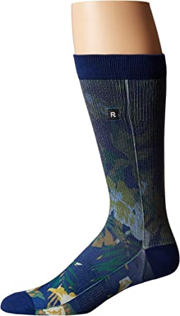 Richer Poorer Aloha Althletic Socks