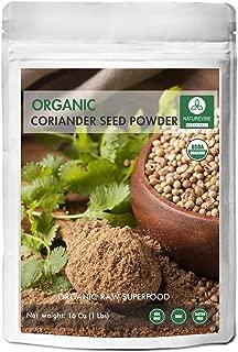 Best organic coriander powder Reviews