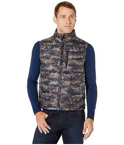 SWIMS Portland II Vest (Night Camo) Men