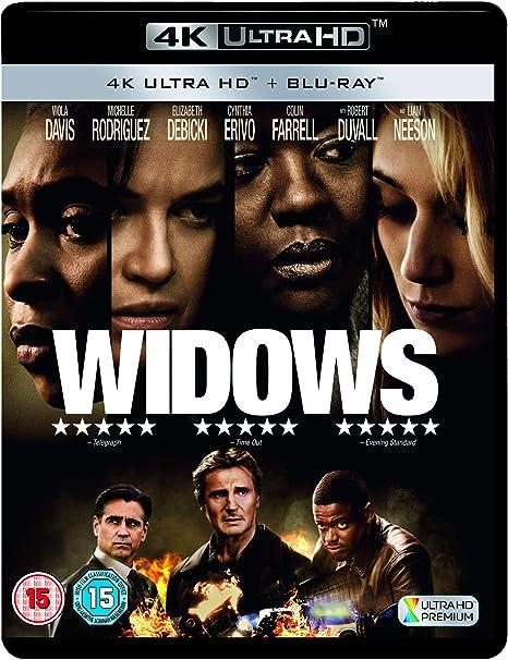 Widows (2018) Hollywood Hindi Dubbed Movie [Hindi – English] BluRay 720p & 480p Download