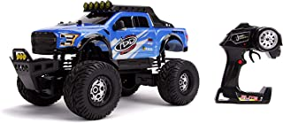 Jada Toys Just Trucks 2017 Ford F-150 Raptor Elite 4x4 RC, Blue, 31090