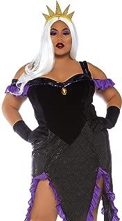 Womens Mermaid Sea Witch Halloween Costume