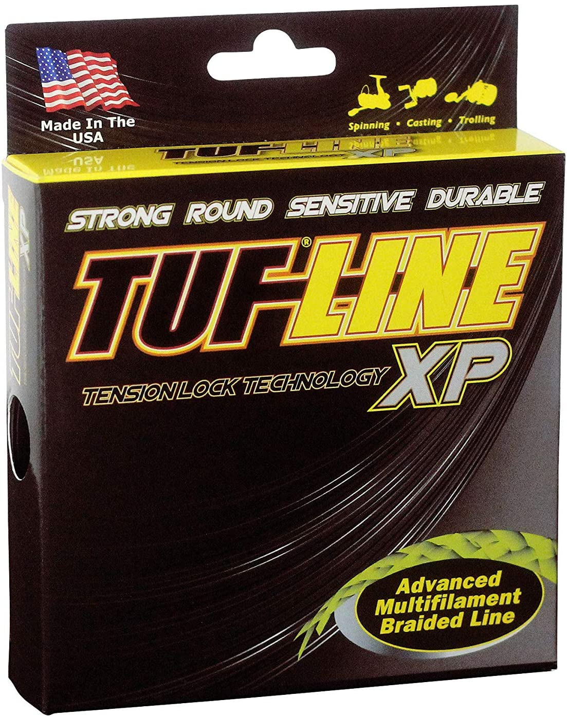 Tuf-Line XP 600-Yard Max 53% New products, world's highest quality popular! OFF Braided Line 20-Pound Fishing Green
