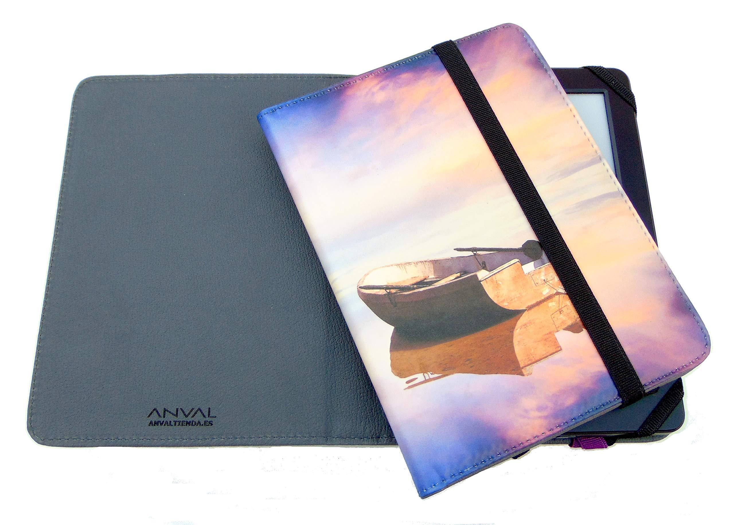 Funda para eBook de 6 Pulgadas - Libro electrónico: Amazon.es: Electrónica