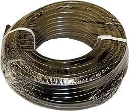 ATP Nylochem Nylon Plastic Tubing, Black, 3/16