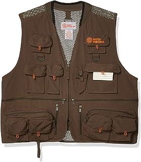 Master Sportsman Men's 27 Pocket Mesh Back Fishing Vest