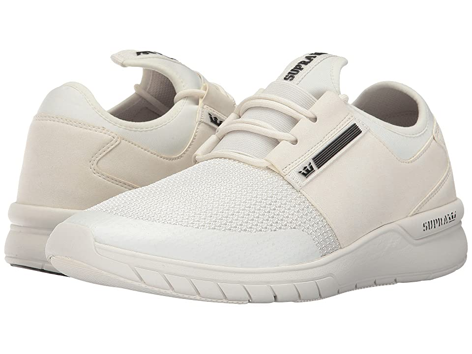 Supra Flow Run (Off-White/Off-White) Men