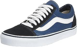 Vans Unisex Old Skool Black/White Skate Shoe