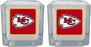 Siskiyou NFL Unisex Graphics Candle Set