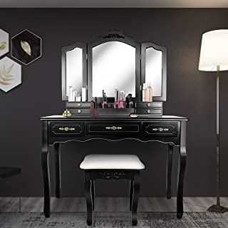 Best glam dressing table Reviews
