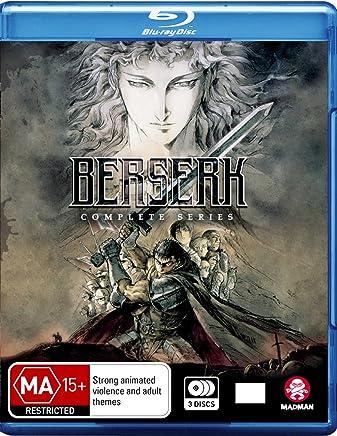 Berserk Complete Series (Blu-ray)