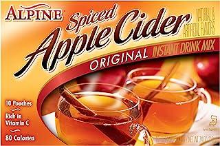 Alpine Spiced Cider Apple Flavor Original Drink Mix, 120 Pouches