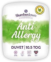Slumberdown Anti Allergie King Size Dekbed 10.5 Tog het hele jaar door Dekbed King Size