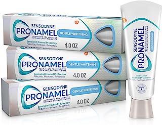 Sensodyne Pronamel Gentle Teeth Whitening Enamel Toothpaste for Sensitive Teeth, to Reharden and Strengthen Enamel, Alpine...