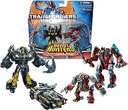 "Hasbro Year 2013 Transformers Prime ""Beast Hunters - Predacon Rising"" Series 2 Pack 3 Inch Tall Legion Class Robot Action ..."