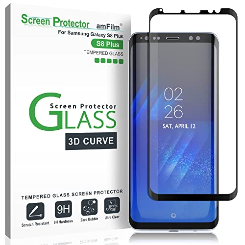 huge selection of 2c829 136db Best Screen Protection Case for S8 Plus: Amazon.com