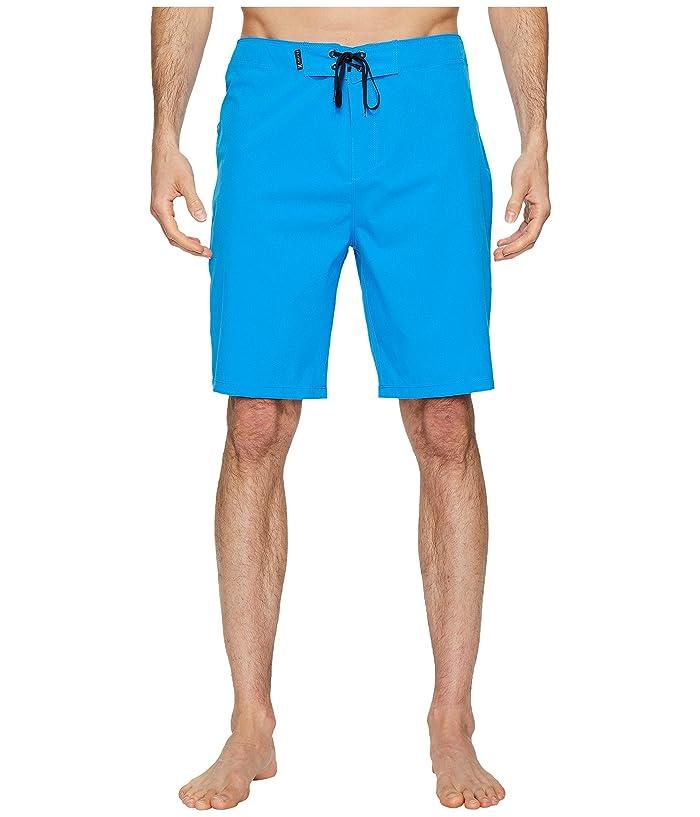 Hurley Phantom One Only 20 Stretch Boardshorts (Photo Blue) Men