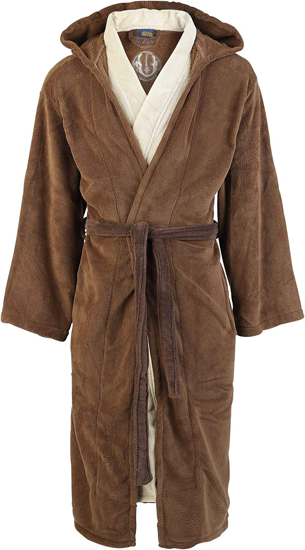 Star Wars Jedi Bademantel braun beige B00FF7HYOI