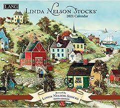 Lang Linda Nelson Stocks 2021 Wall Calendar (21991001924)