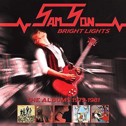 SAMSON - Bright Lights: Albums 1979-1981 (2019) LEAK ALBUM