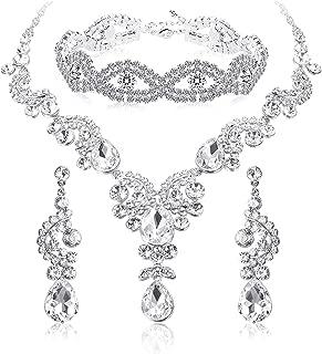 costume jewelry wedding sets