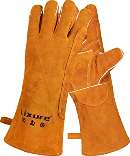Magid Glove /& Safety T2701SMED Magid WeldPro T2701S Shoulder Split Cow Leather Welding Gloves Pack of 12 Medium Medium Russet Brown