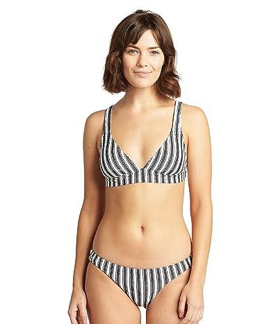 Billabong Classic Banded Tri Bikini Top
