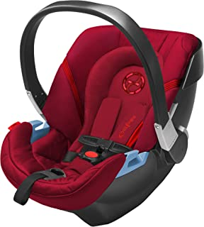 CYBEX Aton 2 Infant Car Seat, Hot and Spicy