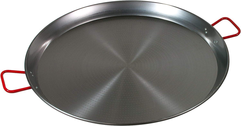 Garcima Traditional Steel Paella Pan inches 32 cm Omaha Mall 80 Rare