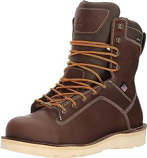 حذاء عمل Danner رجالي مقاس 20.32 سم مصنوع من خليط معدني