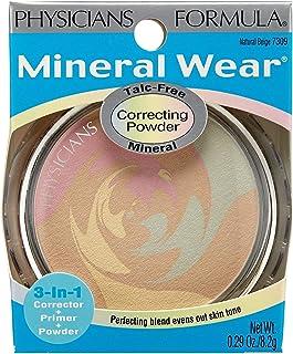 Physicians Formula Mineral Wear Correcting Powder, Natural Beige