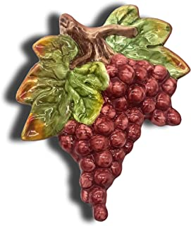 Amazon Com Grape Kitchen Decor
