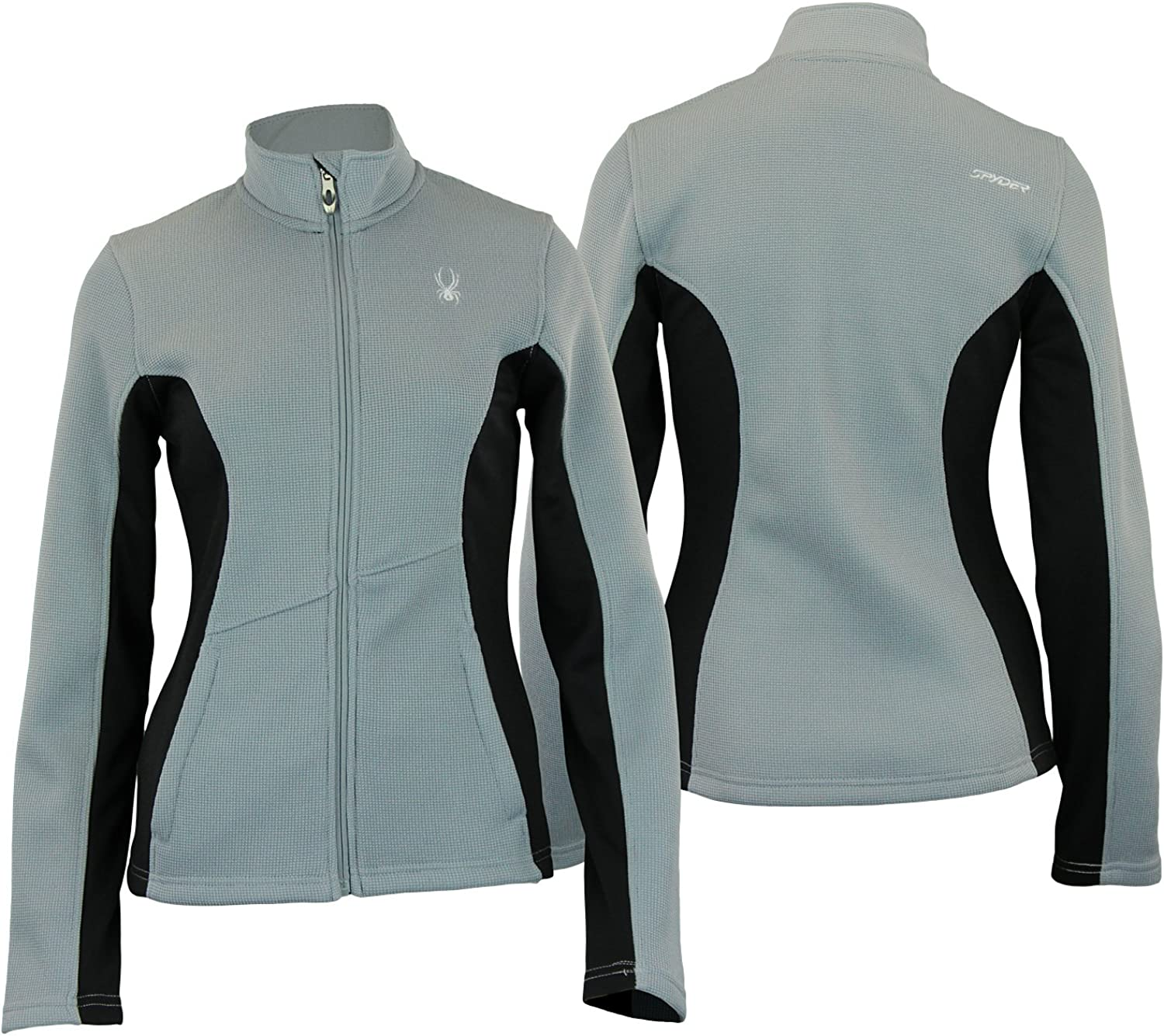 Spyder Women's Constant Full Zip Sweater, color Options