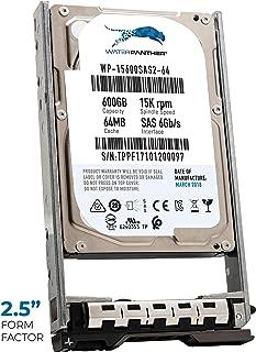 600GB 15K SAS 6G 2.5