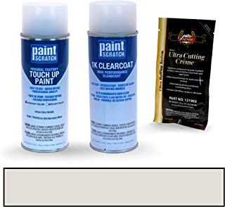 PAINTSCRATCH Iridium Silver Metallic 775/9755 for 2014 Mercedes-Benz E-Class - Touch Up Paint Spray Can Kit - Original Factory OEM Automotive Paint - Color Match Guaranteed