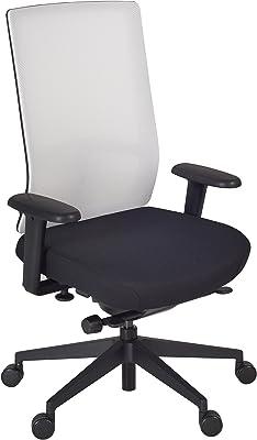Regency Patriot Swivel Chair, White/Storm