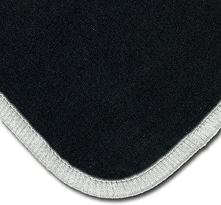 Passgenau f/ür Modell Siehe Details B/är-AfC VW04111 Royal Auto Fu/ßmatten Velours Blau Textiler Trittschutz Set 4-teilig Rand Kettelung Blau