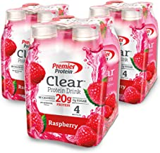 Best premier clear protein Reviews