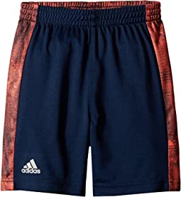 adidas Kids Supreme Speed Shorts (Toddler/Little Kids)