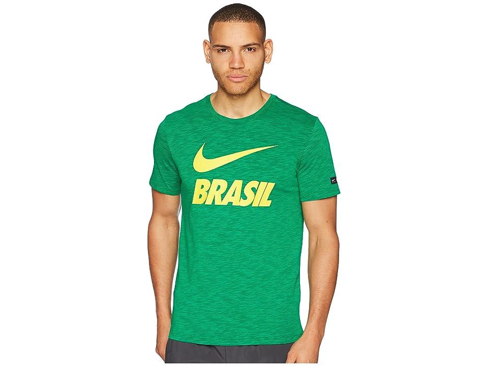 Nike CBF Dry Tee Slub Preseason (Lucky Green) Men