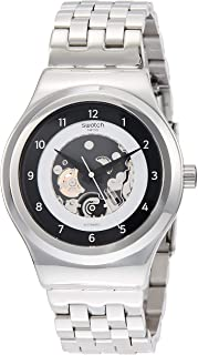 Mens Analogue Automatic Watch with Stainless Steel Strap YIS416G