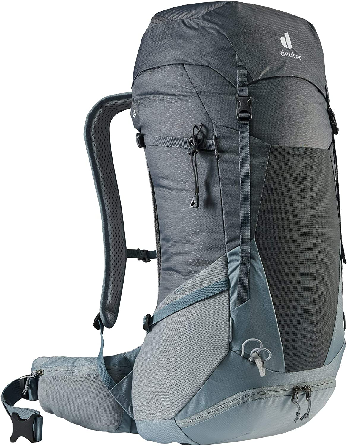 Deuter Free shipping on posting reviews Unisex– Adult's Futura 34 Hiking Graphite S Backpack EL New sales