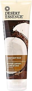 Desert Essence Body Wash Coconut, 8 oz