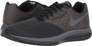 (ナイキ) NIKE メンズランニングシューズ?スニーカー?靴 Zoom Winflo 4 Anthracite/Dark Grey/Black 8 (26cm) D - Medium