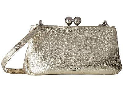 Ted Baker Chrina (Gold) Handbags